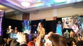 Brian onstage at Burbank SPN Convention