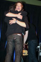 mike, jared, supernatural, convention, performance
