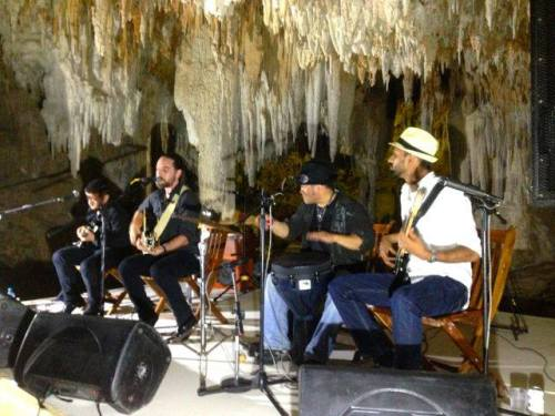 rio secreto, performance, mike, brian, al, krishnan